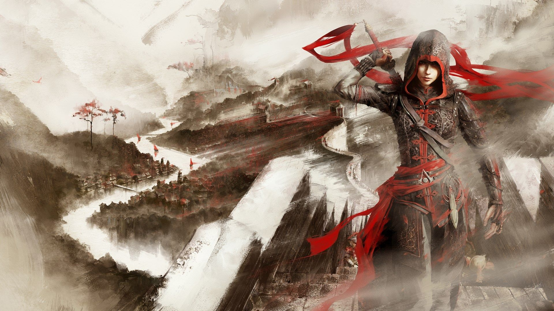 Постер Assassin's Creed Chronicles