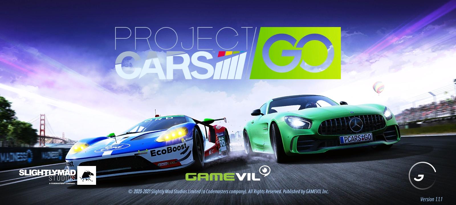 Постер Project CARS GO
