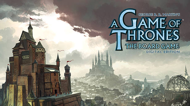 Постер Game of Thrones: The Board Game