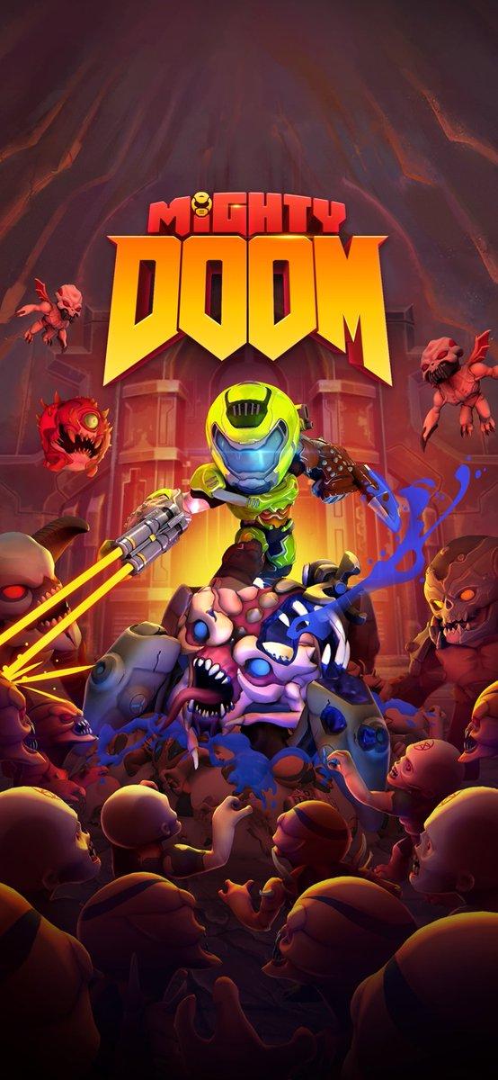 Постер Mighty Doom