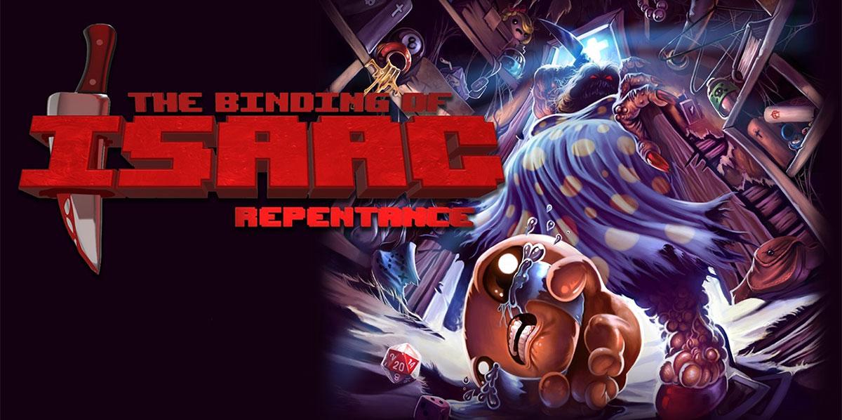 Постер The Binding of Isaac: Repentance
