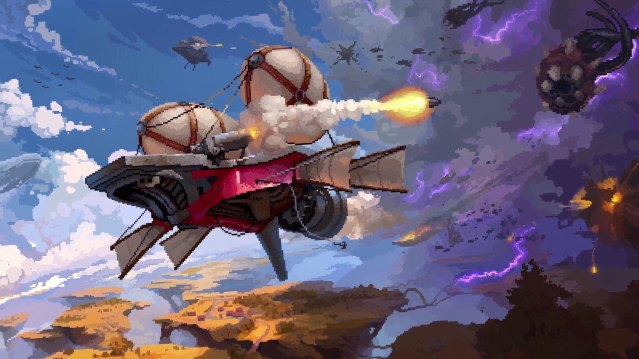 Постер Black Skylands