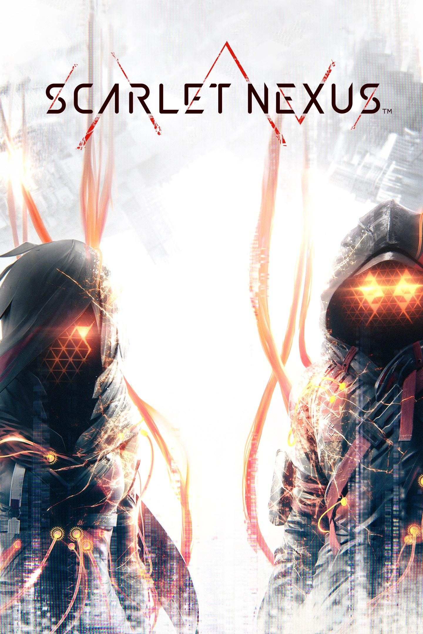 Постер Scarlet Nexus