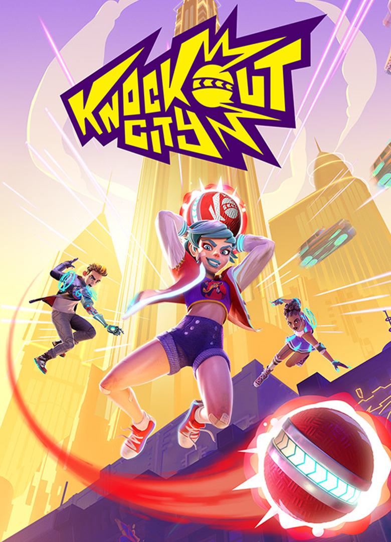 Постер Knockout City