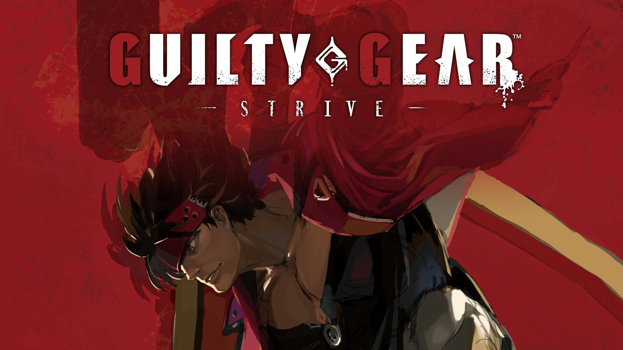 Постер Guilty Gear: Strive