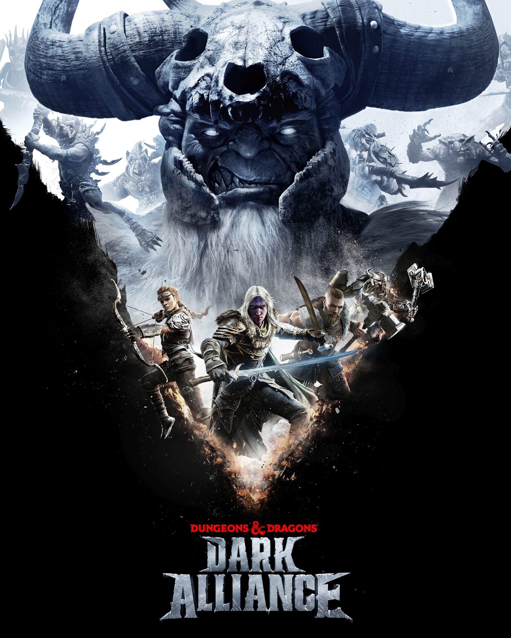 Постер Dungeons & Dragons: Dark Alliance