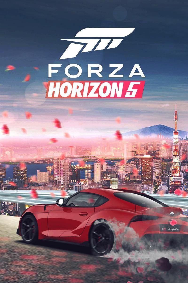 Постер Forza Horizon 5