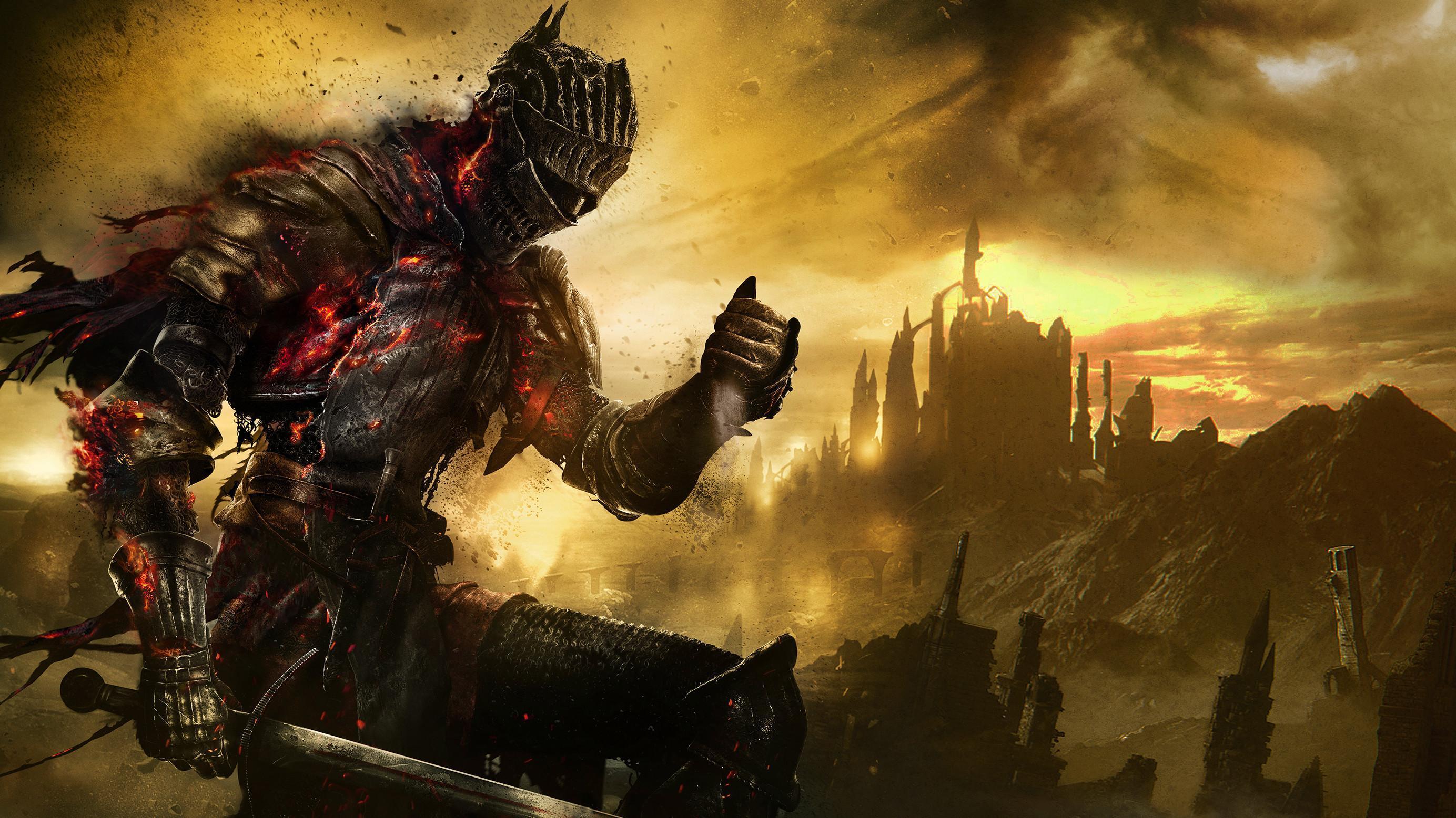 Постер Dark Souls 3