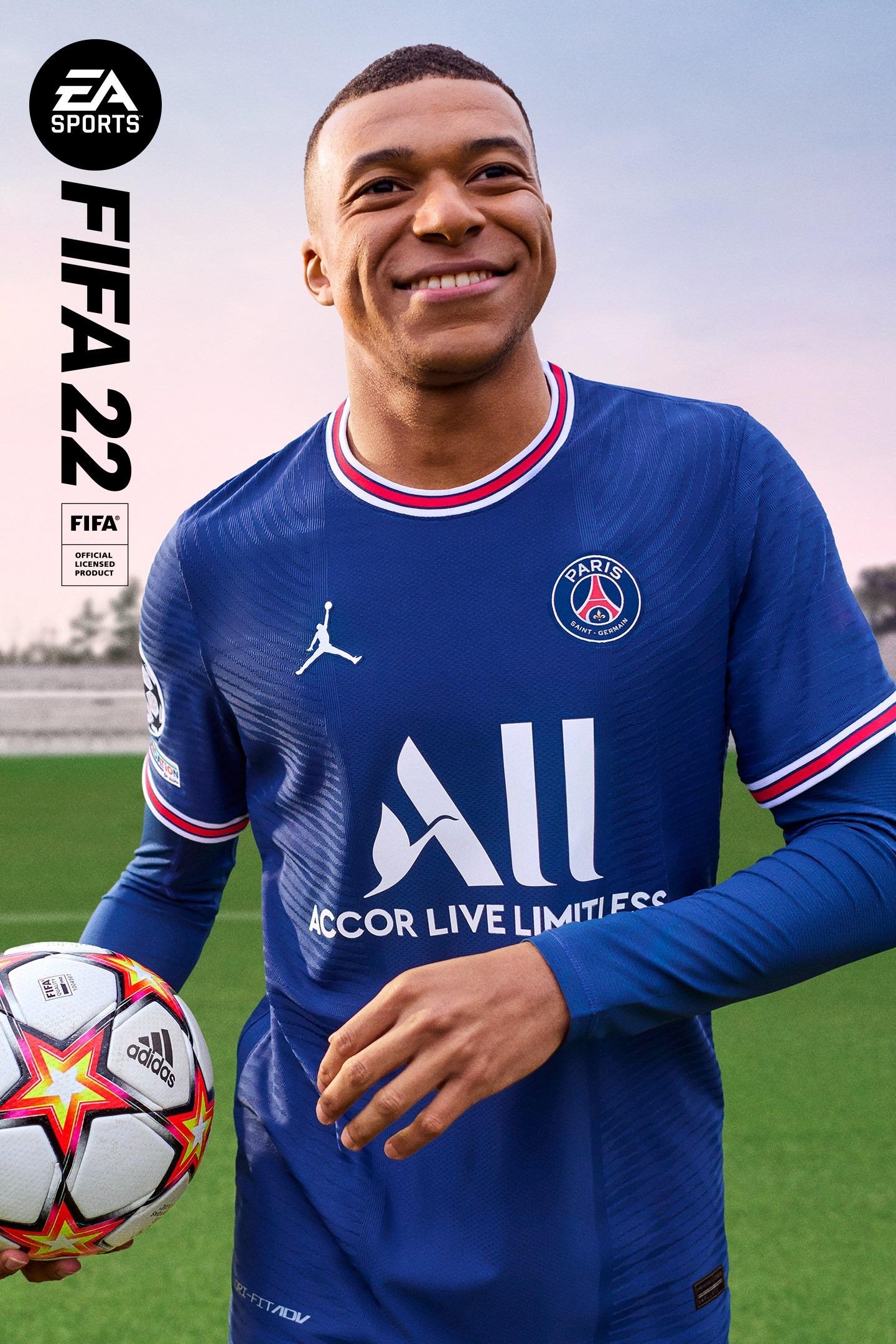 Постер FIFA 22