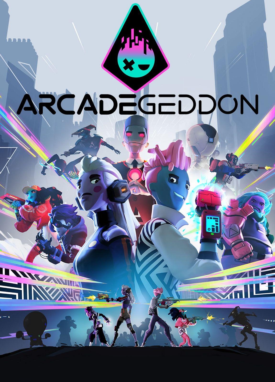 Постер Arcadegeddon