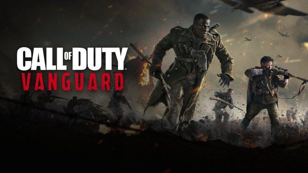 Постер Call of Duty: Vanguard