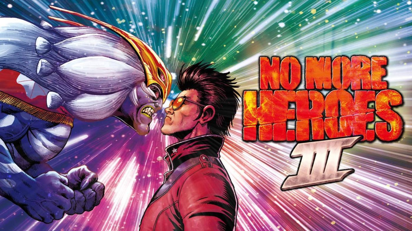 Постер No More Heroes 3