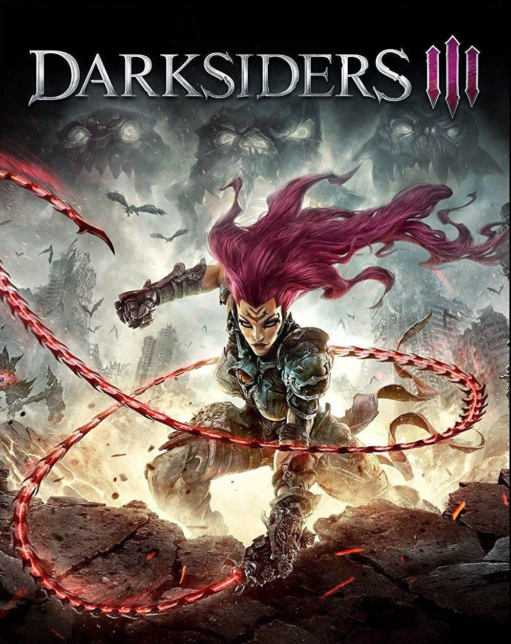 Постер Darksiders 3