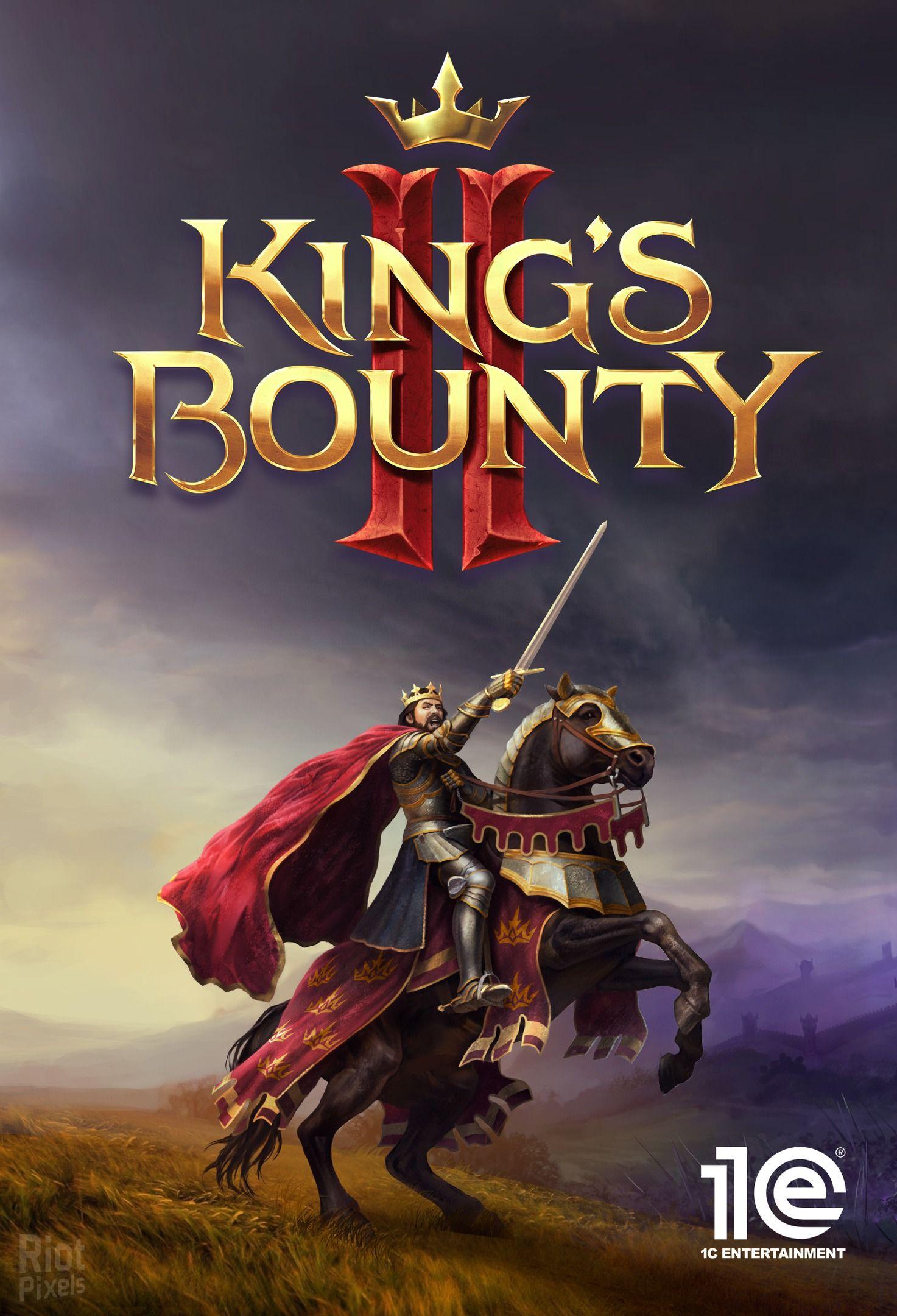 Постер King's Bounty 2