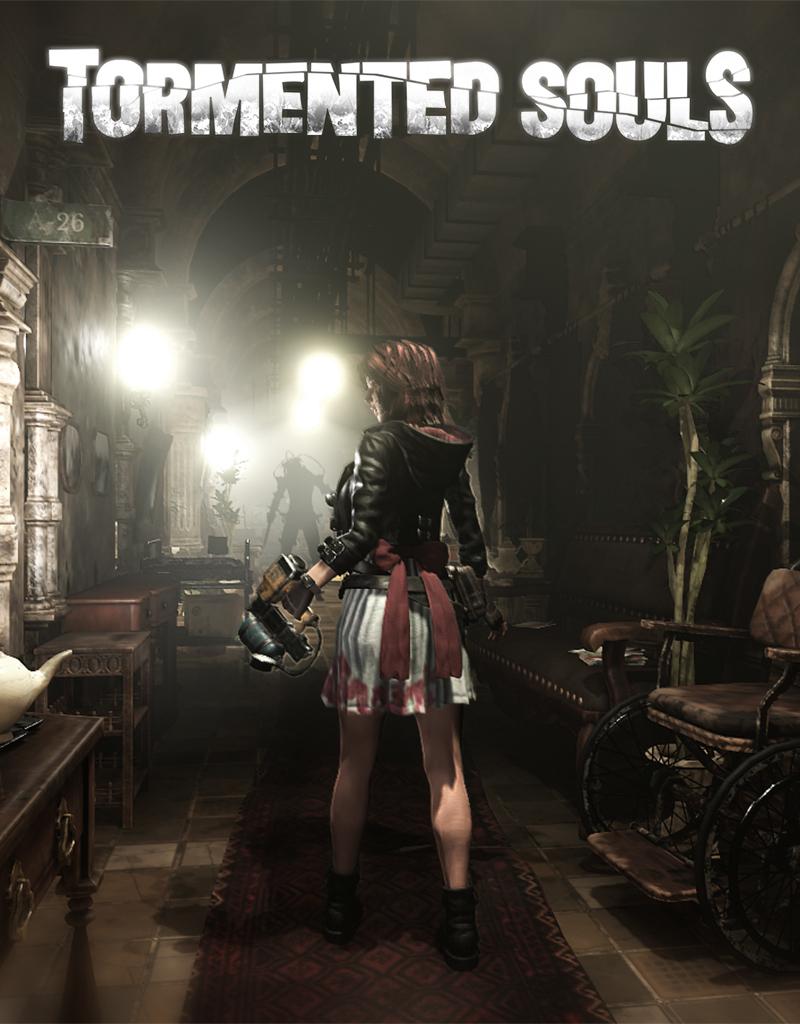 Постер Tormented Souls