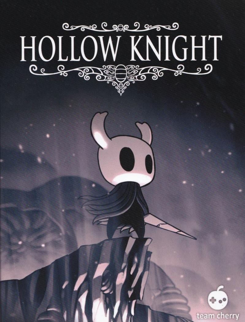 Постер Hollow Knight