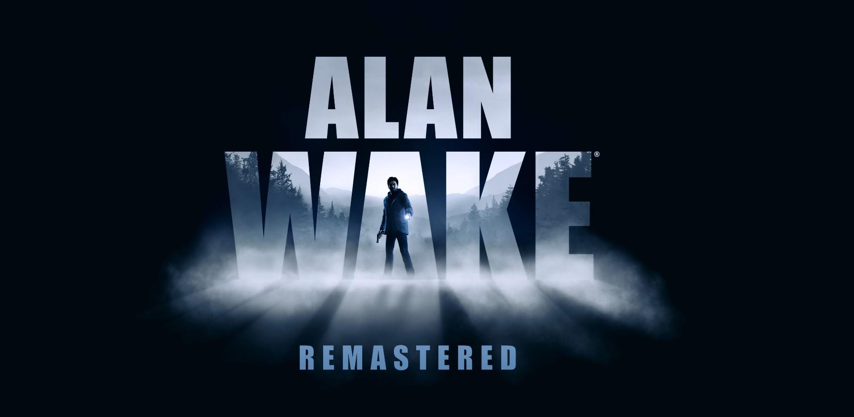 Постер Alan Wake Remastered