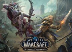 Постер World of Warcraft: Battle For Azeroth