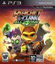 Постер Ratchet & Clank: All 4 One