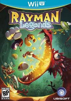 Постер Rayman Legends