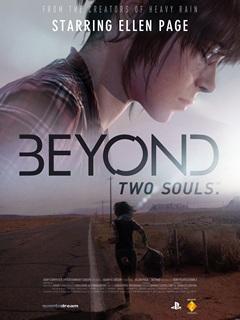 Постер Beyond: Two Souls