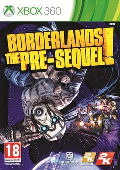 Постер Borderlands: The Pre-Sequel!