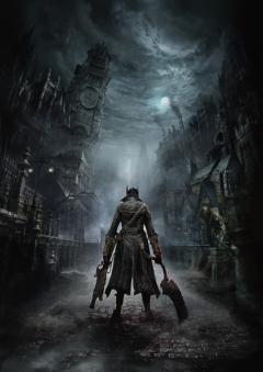 Постер Bloodborne