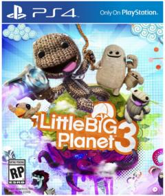 Постер LittleBigPlanet 3