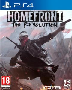 Постер Homefront: The Revolution