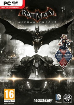 Постер Batman: Arkham Knight