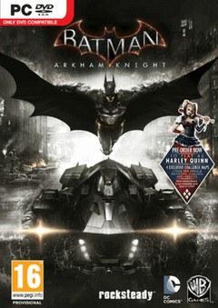 Постер Batman: Arkham Knight
