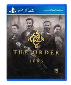 Постер The Order: 1886