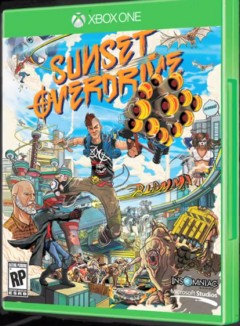 Постер Sunset Overdrive