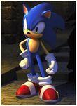 Постер Sonic Unleashed