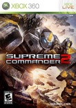 Постер Supreme Commander 2