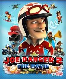 Постер Joe Danger 2: The Movie