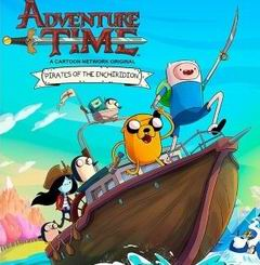Постер Adventure Time: Pirates of the Enchiridion