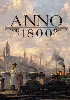 Постер Anno 1800