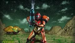 Постер Another Metroid 2 Remake