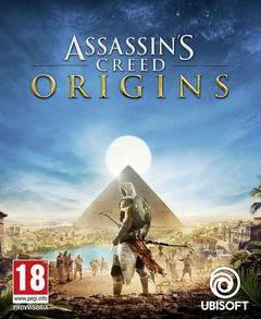 Постер Assassin's Creed Origins