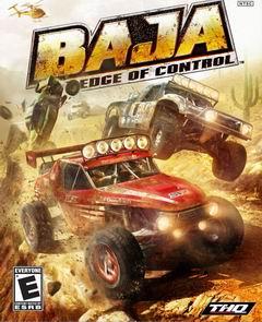 Постер Baja: Edge of Control