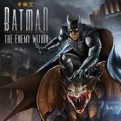 Постер Batman: The Enemy Within