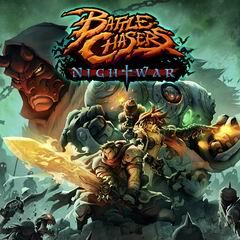 Постер Battle Chasers: Nightwar