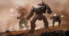 Постер BattleTech