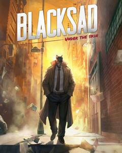 Постер Blacksad: Under the Skin