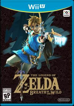 Постер The Legend of Zelda: Breath of the Wild
