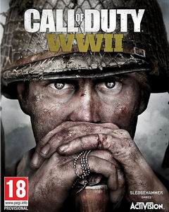 Постер Call of Duty: WWII