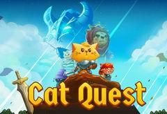 Постер Cat Quest