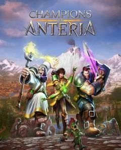 Постер Champions of Anteria