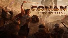 Постер Conan Unconquered